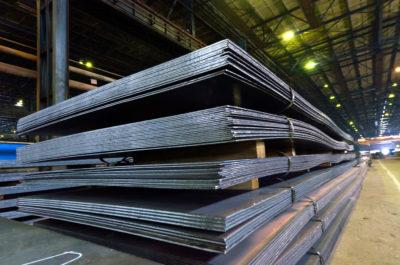 Stack of steel sheets material sales in saskatoon